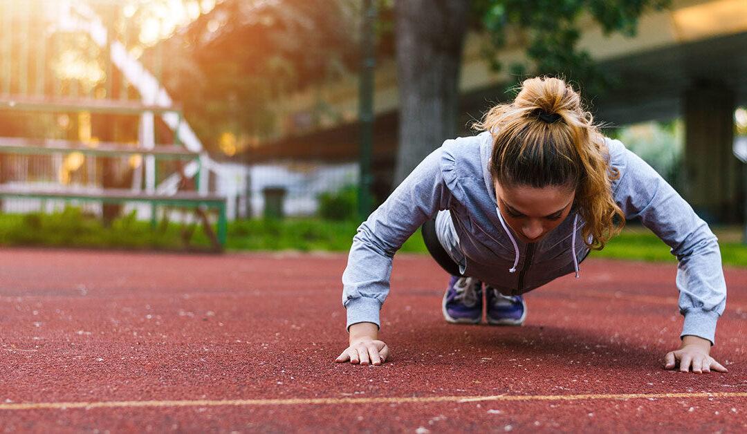 Benefits of warm up exercises