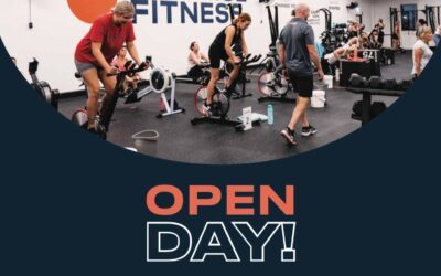 OPEN DAY — May 2021